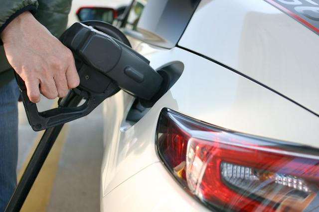 車検 ガソリン